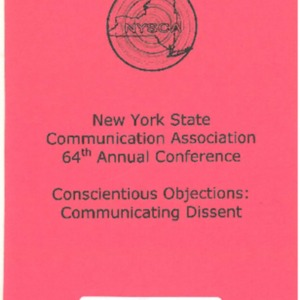2006, Conscientous Objections- Communicating Dissent.pdf